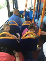 Bus trip to the park...What number was the bus?