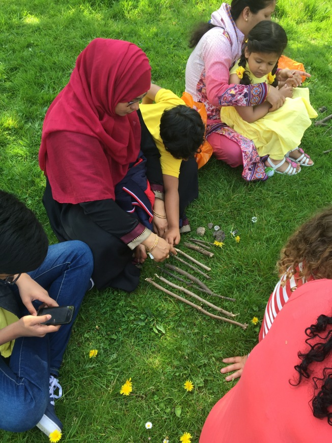 Maths in the Park
